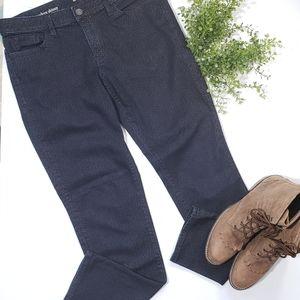 Loft Animal Print Modern Skinny Jeans